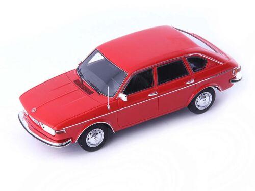 Masterpiece VW 412 LE Limousine  1972 Red 1:43 ATC90147