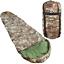 Military Sleeping Bag BTP Camo Pattern For Carp Fishing Hunting Camping Festival