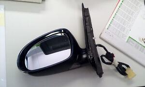 E-Spiegel-Spiegel-Aussenspiegel-links-Umfeldbeleuchtung-VW-Golf-V-Plus-LC5F-147