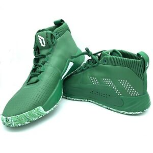 Adidas Dame 5 Damian Lillard Green Men S Basketball Shoes Size 15 Ee5436 New Ebay