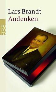 Andenken-von-Brandt-Lars-Buch-Zustand-gut