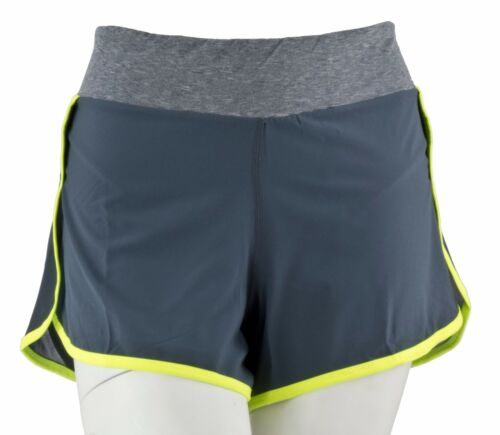 SUGOI GS30318F WOMENS NWT VERVE SHORT RUNNING EXERCISE TRAIL RUNNING WITH BRIEF