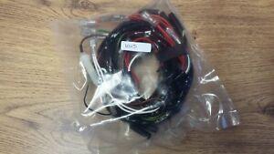 triumph t120 bonneville tr6 oif main wiring harness 1971 1972 1015 triumph bonneville tracker sport image is loading triumph t120 bonneville tr6 oif main wiring harness