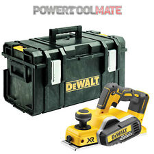 Dewalt DCP580N 18V XR Brushless Planer (Body Only) with DS300 Toughsystem Case
