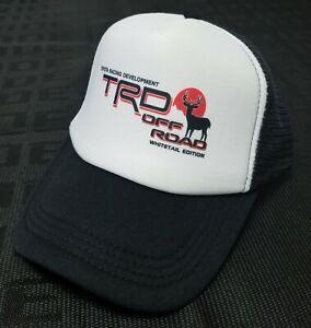 466f8406aecb3 TRD OFF-ROAD PRINTED CURVED BILL HAT CAP Snapback Trucker Hat