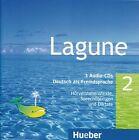 Lagune 2. 3 Audio-CDs mit Hörverständnis- und Sprechübungen von Thomas Storz, Jutta Müller und Hartmut Aufderstrasse (2014)