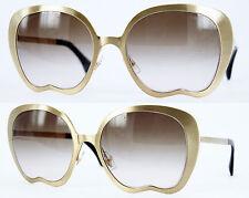 MIUMIU (by Prada) Sonnenbrille/Sunglasses SMU54N 58[]20 JAZ-0A6 Nonvalenz /172