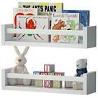 white kidu0027s wall shelves