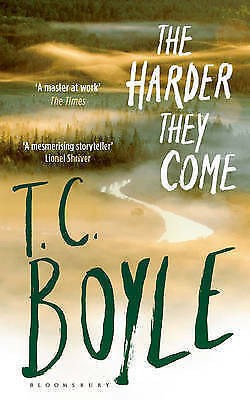 1 of 1 - Boyle T. C.-Harder They Come  BOOK NEW