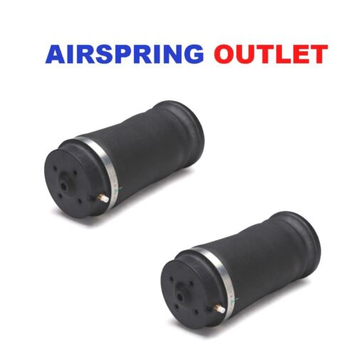 Pair of Rear Air Suspension Spring  For Mercedes W164 GL350 GL450