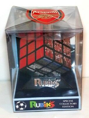 Prezzo Più Basso Con Originale Ufficiale Arsenal Football Rubik's Cube Rare Edizione Speciale Da Collezione-mostra Il Titolo Originale
