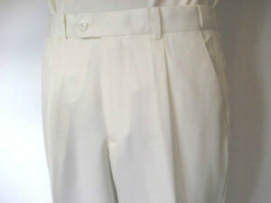 New-City-Club-Men-039-s-Cream-Trousers-Only-83-with-Free-Postage