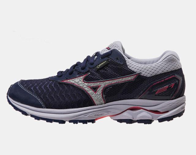 mizuno wave rider 21 gtx men's running shoes