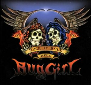 BugGirl-Rock-N-Roll-Hell-CD-like-new-music-store-stock