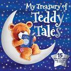 My Treasury of Teddy Tales by Bonnier Books Ltd (Board book, 2015)