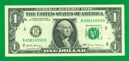 $1 2017 1 B//D BLOCK NEW YORK CU w P-2.