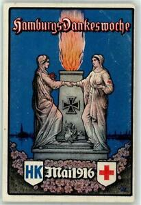 53172872-Hamburgs-Dankeswoche-1916-Rotes-Kreuz-Kuenstlerkarte