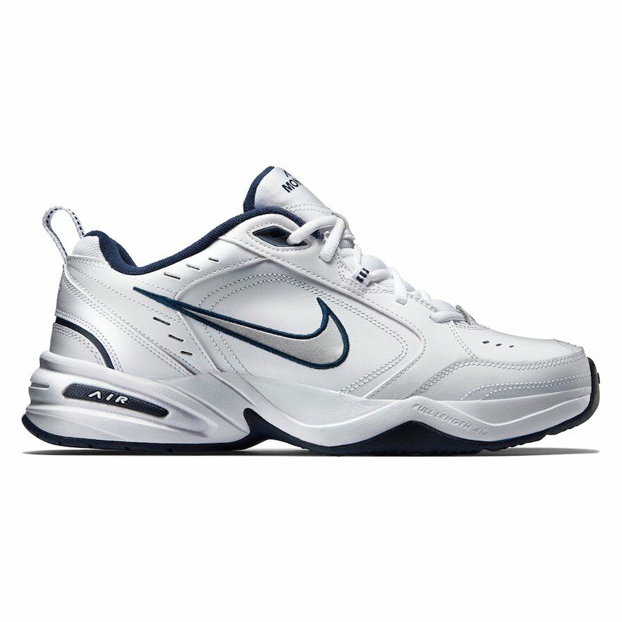 NWB Men's Nike Air Monarch IV Cross-Training Shoes Medium and 4E Multiple Colors