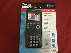 Texas-Instruments-TI-84-Plus-CE-Graphing-Calculator
