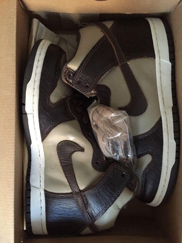 2003 Nike Dunk High Premium 306968 221 Men's Size 8