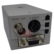 Used Amp Tested Jai Cv S3200 P Ccd Industrial Camera