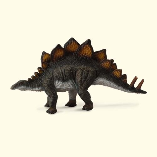 STEGOSAURUS DINOSAUR TOY MODEL by COLLECTA 88576 *NEW WITH TAG*