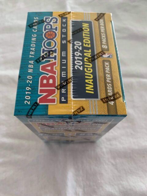2019-2020 Panini Nba Hoops Premium Blaster Box Sealed IN HAND EXPRESS SHIP 🏀