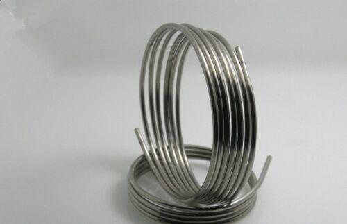 316 Capillary Flexible Tubing Pipe Tube Trachea Hose Coil Air Chemical Fuel Oil