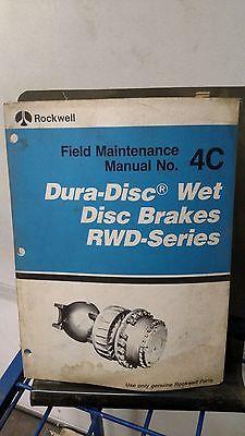 30 Rockwell Automotive Anti-Lock Braking System Maintenance Manual   No
