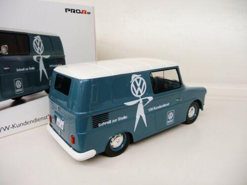1:18 Schuco VW Fridolin Service VW 450012400 NEU NEW