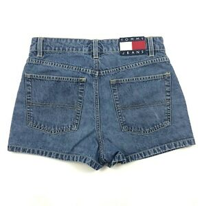 Tommy Hilfiger Mom Jeans High Waist Vintage Shorts