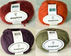 Universal-Yarn-Amphora-Alpaca-Mohair-Blend-100g-Loom-Knit-Crochet-FS-Offer