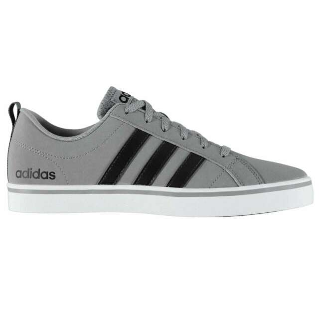 adidas Mens Pace VS Nubuck Running Sports Shoes Trainers Pumps Sneakers