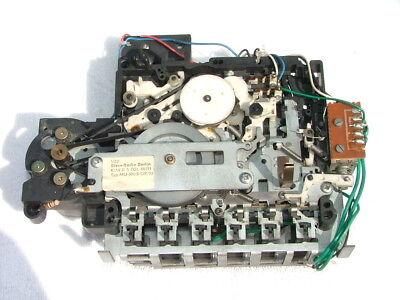 RFT KR 2000 Riemen-Set Belt Kit Courroie Cinghia Kassettenrecorder Cassette