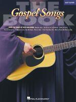 The Gospel Songs Book Sheet Music Easy Guitar 000702157