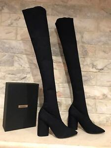 clearance really cheap price fake Yeezy Season 4 Thigh-High Boots 3f0iO93