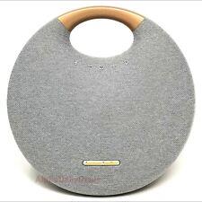 Harman Kardon Onyx Studio 6 Gray Speaker Portable Wireless Bluetooth Extra Bass