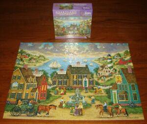 Heartland-Bonnie-White-550-Piece-Complete-Jigsaw-Puzzle-Master-Pieces