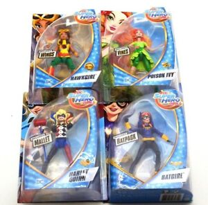 DC-Super-Hero-Girls-Action-Figure-6-039-039-Pick-From-Harley-Batgirl-Hawkgirl-or-Ivy