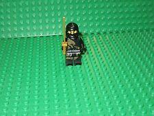 Cole DX 2520 2170 2509 Black Ninja Ninjago LEGO Minifigure Mini Fig Minifig