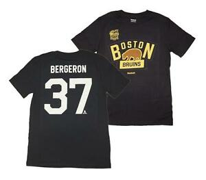 804088b71 Image is loading Reebok-Patrice-Bergeron-Boston-Bruins-2016-Winter-Classic-