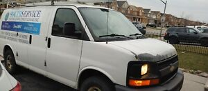 2009 Chevrolet Express -