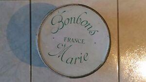 Dose-Blech-Vintage-Bonbons-Frankreich-Marie-Bon-Etat