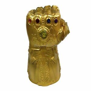 Marvel-Infinity-Gauntlet-Molded-Bust-Bank-Figure-Coin-Bank-Marvel-Universe