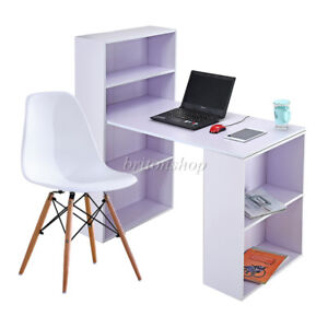 Image Is Loading Office Desk Computer Pc Writing Table Chair Home