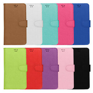 Silicone-Inner-PU-Leather-Wallet-Case-Cover-For-for-Doogee-X10S