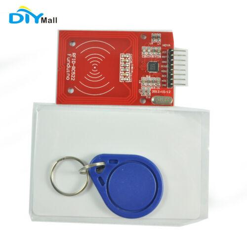 RC522 RFID Module IC Card  S50 Fudan Card Key Ring for Arduino Raspberry Pi B+