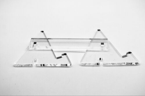 clear Acrylic SmartPhone Stand iPad Holder Tablet Stand eReader