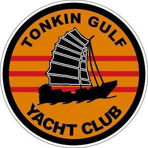 Tonkin-Gulf-Yacht-Club-Various-Sizes-Decal-Sticker