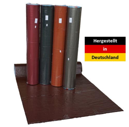 Dachabdichtbahn Metalldach von der Rolle Farbe Bleifarben 5 m2 Selbstklebend